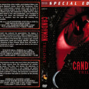 Candyman Trilogy (1992-1999) R1 Custom Cover