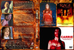 Carrie Triple Feature (1976-2002) R1 Custom Cover