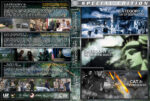Category 6 / Category 7 / Cat. 8 Triple Feature (2004-2013) R1 Custom Cover