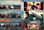 Captain America Triple Feature (2011-2015) R1 Custom Covers