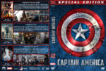 Captain America Collection (2011-2016) R1 Custom Cover