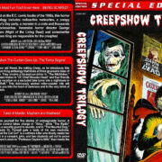 Creepshow Trilogy (1982-2006) R1 Custom Cover