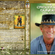 The Crocodile Dundee Trilogy (1986-2001) R1 Custom Cover