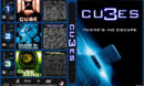 Cube Trilogy (1997-2004) R1 Custom Covers