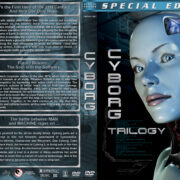 Cyborg Trilogy (1989-1994) R1 Custom Covers