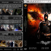 The Dark Knight Trilogy (2005-2012) R1 Custom Covers