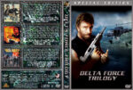 Delta Force Trilogy (1986-1991) R1 Custom Cover