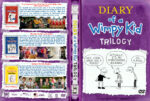 Diary of a Wimpy Kid Trilogy (2010-2012) R1 Custom Cover