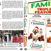 The Dog Who Saved Christmas / Christmas Vacation / Halloween Triple Feature (2009-2011) R1 Custom Cover
