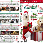 The Dog Who Saved Christmas / Christmas Vacation / The Holidays Triple Feature (2009-2012) R1 Custom Cover