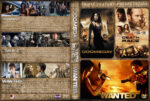 Doomsday / Death Race / Wanted Triple Feature (2008) R1 Custom Cover