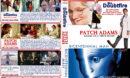 Mrs. Doubtfire / Patch Adams / Bicentennial Man Triple Feature (1993-1999) R1 Custom Cover