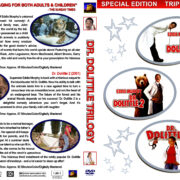Dr. Dolittle Trilogy (1998-2006) R1 Custom Cover