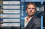 Paul Walker Filmography – Set 1 (1986-1999) R1 Custom Covers