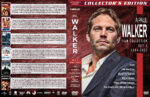 Paul Walker Filmography – Set 3 (2004-2007) R1 Custom Covers