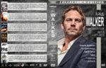 Paul Walker Filmography – Set 4 (2007-2013) R1 Custom Covers