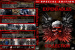 The Expendables Collection (2010-2014) R1 Custom Covers