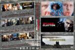 Fracture / Michael Clayton / Conviction Triple Feature (2007-2010) R1 Custom Cover