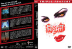 Fright Night Trilogy (1985-2011) R1 Custom Cover
