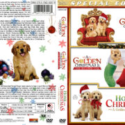 A Golden Christmas Triple Feature (2010-2012) R1 Custom Cover