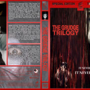 The Grudge Trilogy (2004-2009) R1 Custom Cover