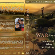 Hamburger Hill / Glory / The Hurt Locker Triple Feature (1987-2008) R1 Custom Cover