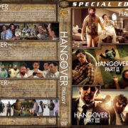 The Hangover Trilogy (2009-2013) R1 Custom Cover