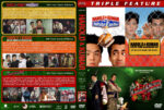 Harold & Kumar Triple Feature (2004-2011) R1 Custom Cover
