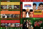 Harold & Kumar Triple Feature (2004-2011) R1 Custom Cover