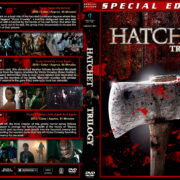 Hatchet Trilogy (2006-2013) R1 Custom Cover