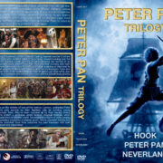 Hook / Peter Pan / Neverland Triple Feature (1991-2011) R1 Custom Cover