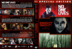 No One Lives / Fright Night 2 / Haunt Triple Feature (2012-2013) R1 Custom Cover