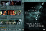 I Know / I Still Know / I'll Always Know What You Did Last Summer Triple Feature (1997-2006) R1 Custom Cover