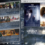The Invisible / Charlie St. Cloud / The Lovely Bones Triple Feature (2007-2010) R1 Custom Cover