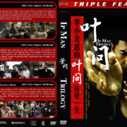 IP Man Trilogy (2008-2010) R1 Custom Cover