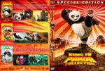 Kung Fu Panda Collection (2008-2016) R1 Custom Covers