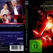 Star Wars: Das Erwachen der Macht (2015) R2 German Blu-Ray Cover