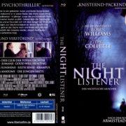The Night Listener – Der nächtliche Lauscher (2006) R2 German Blu-Ray Covers