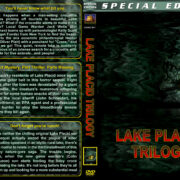 Lake Placid Trilogy (1999-2010) R1 Custom Cover