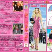 Legally Blonde Trilogy (2001-2008) R1 Custom Cover