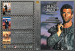 The Mad Max Triple Feature (1979-1985) R1 Custom Cover