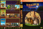 Madagascar Trilogy (2005-2012) R1 Custom Cover