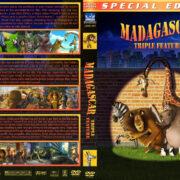 Madagascar Trilogy (2005-2012) R1 Custom Cover