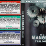 The Mangler Trilogy (1995-2005) R1 Custom Cover