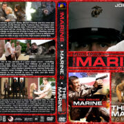 The Marine Triple Feature (2006-2013) R1 Custom Cover