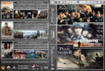 Memphis Belle / Saving Private Ryan / Pearl Harbor Triple Feature (1990-2001) R1 Custom Cover