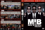 Men in Black Trilogy (1997-2012) R1 Custom Covers