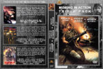 Missing in Action Triple Feature (1984-1989) R1 Custom Cover