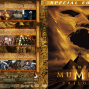 The Mummy Trilogy (1999-2008) R1 Custom Covers
