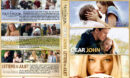 The Notebook / Dear John / Letters to Juliet Triple Feature (2004-2010) R1 Custom Cover